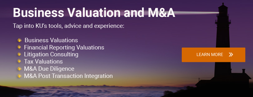 Business Valuation and M&A